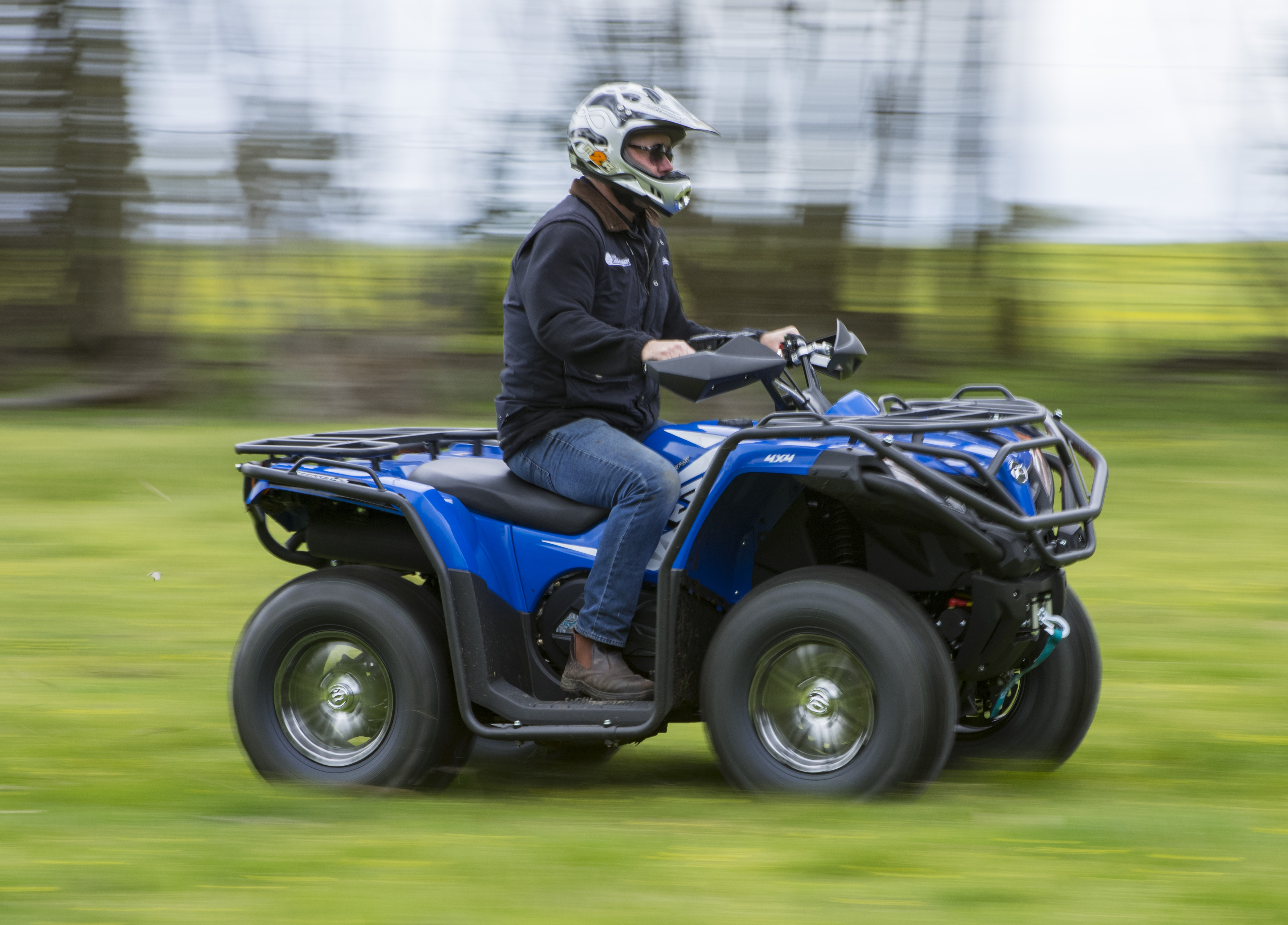CFMoto X500 Farm Spec ATV