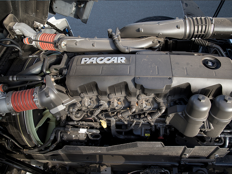 Paccar MX-13 engine