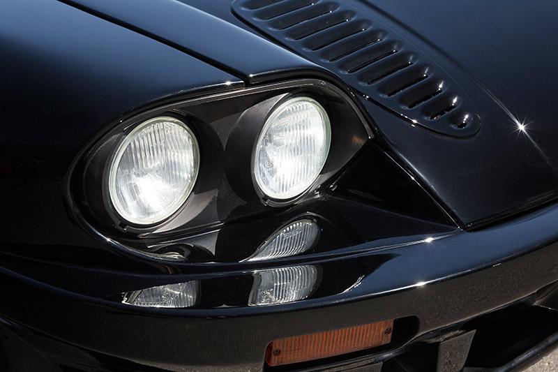 Lister -le -mans -headlights