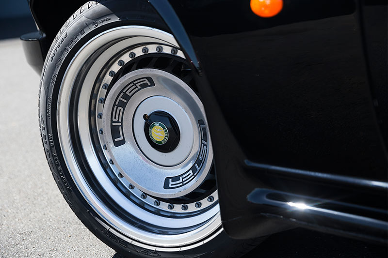 Lister -le -mans -wheel
