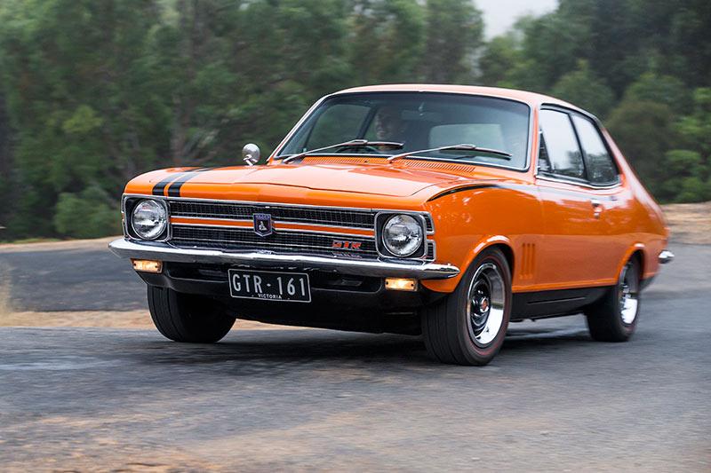 Holden -torana -onroad
