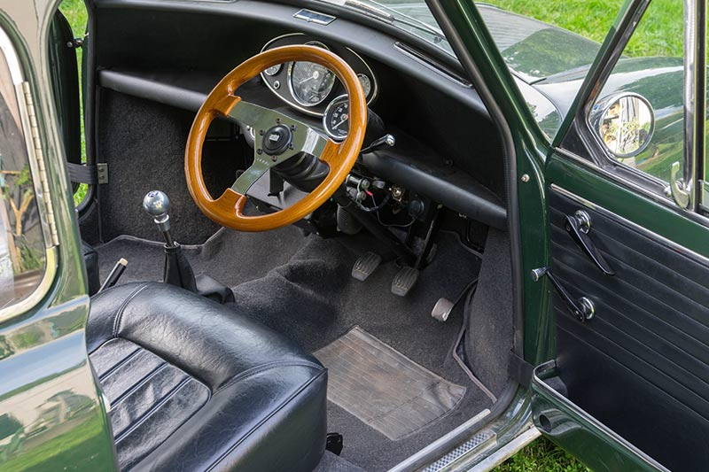 Mini -cooper -interior -front