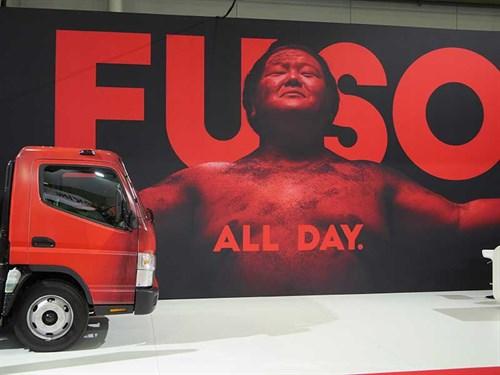 Fuso -sumo -wrestling -brand -ambassador