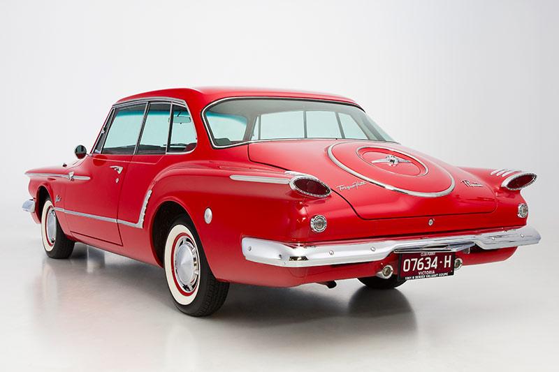 Plymouth -valiant -rear