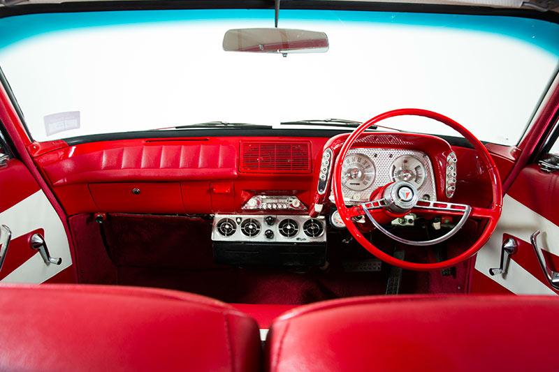Plymouth -valiant -interior -2
