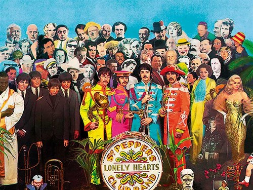 Beatles -Sgt -Peppers -Lonely -Hearts -Club -Band