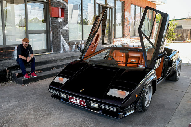 Lamborghini -countach -2
