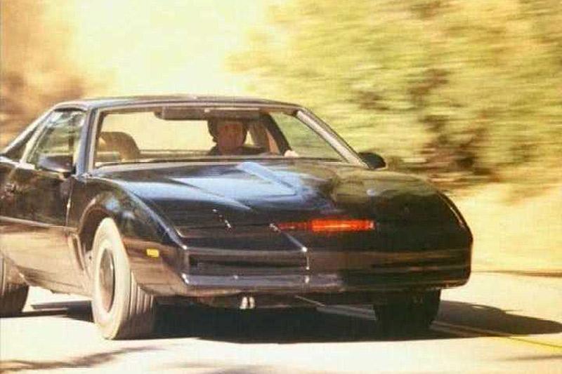 1982-Pontiac -Firebird -Trans -Am -Kitt