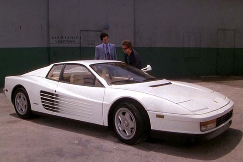 Ferrari -testarossa