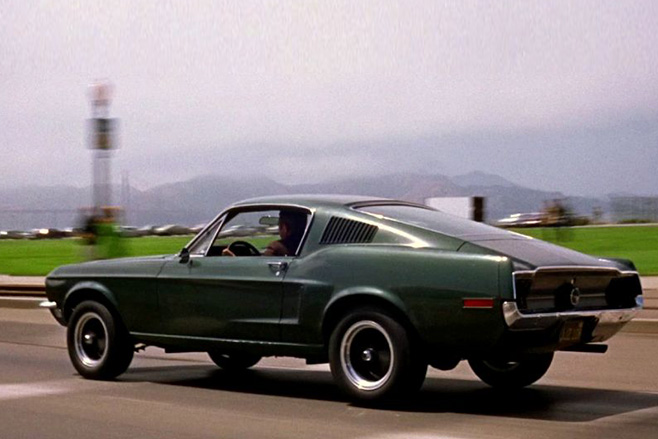 Ford -mustang