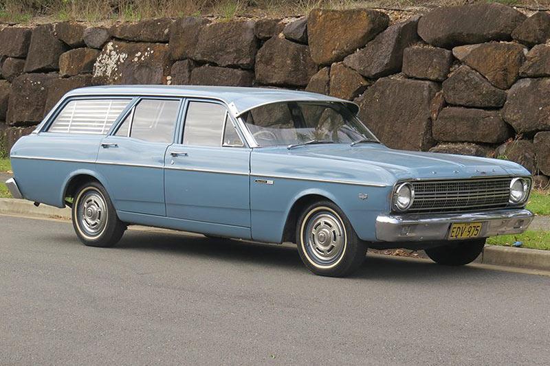 Ford -xr -wagon