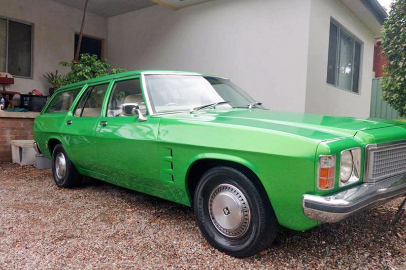 Holden -hz -wagon