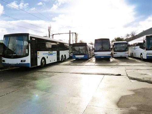 NZ-Coach -Services -fleet