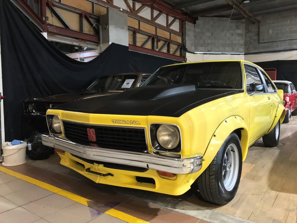 1977 A9X Torana