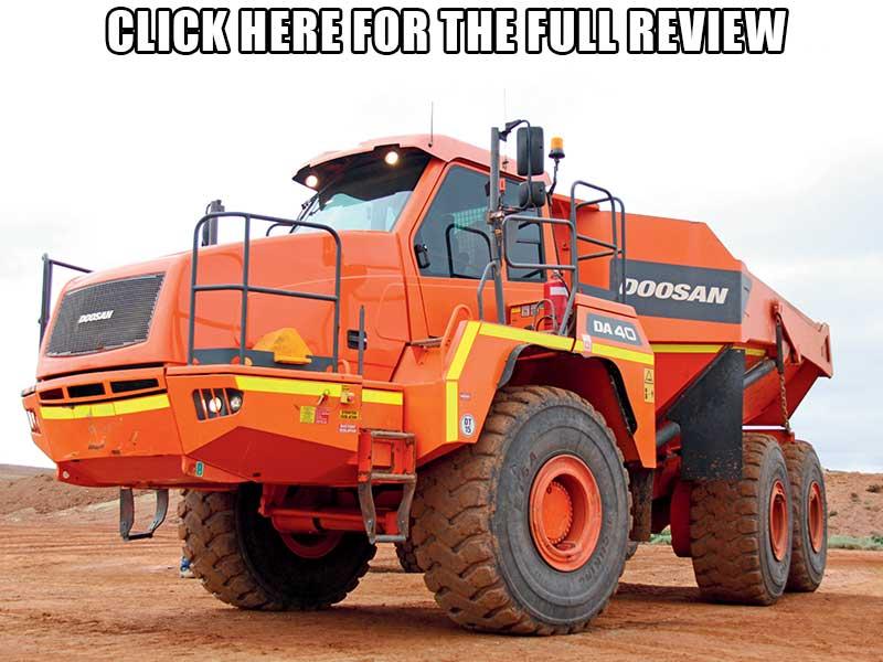 Doosan -DA40-articulated -dump -truck -3