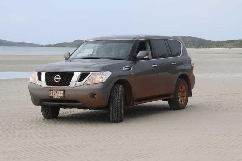 Nissan -Patrol -4x 4-19