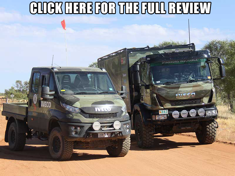 Iveco -Eurocargo -4x 4-and -Iveco -Daily -4x4