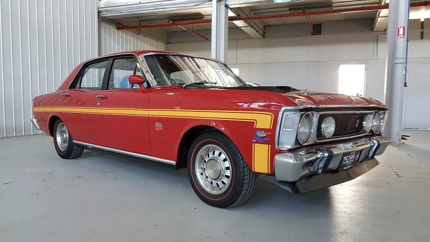 1970 Ford Falcon XW GT