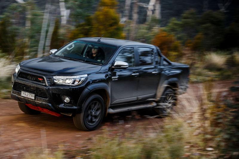Toyota -Hilux -TRD-ute -3
