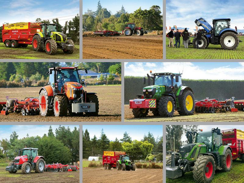 8 best CVT tractors