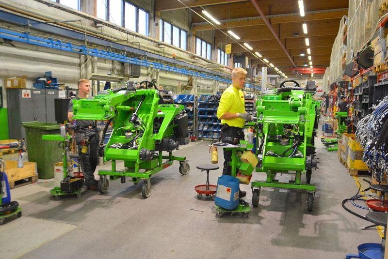 Avant -e 5-wheel -loader -2