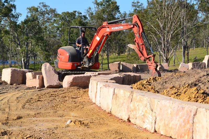 Kubota -KX040-4-mini -excavator