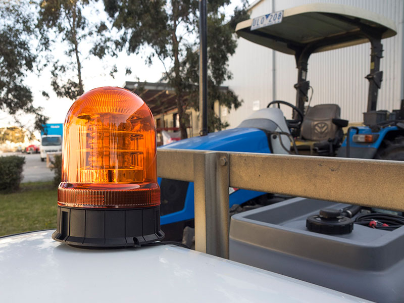 The new Selecta GF 60 LED magnetic beacon