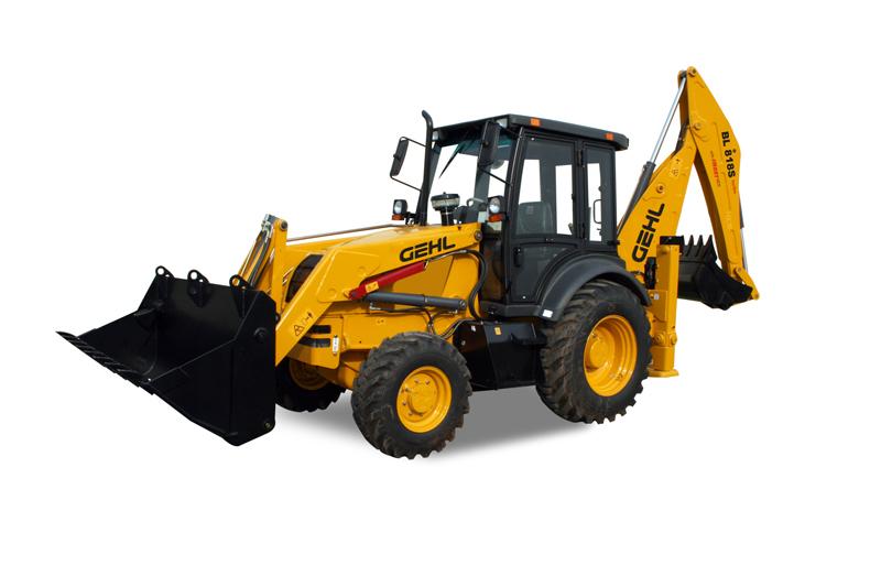 Gehl -BL818S-backhoe -loader