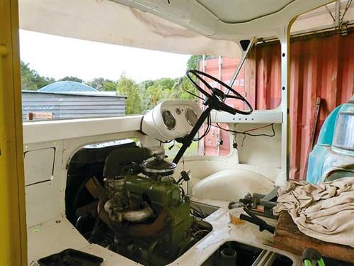 Interior -of -truck