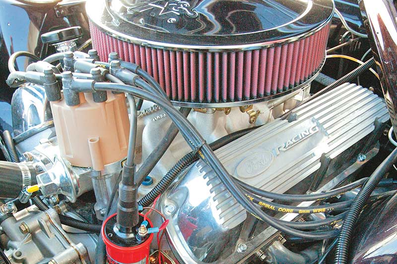 Ford -mustang -engine -2