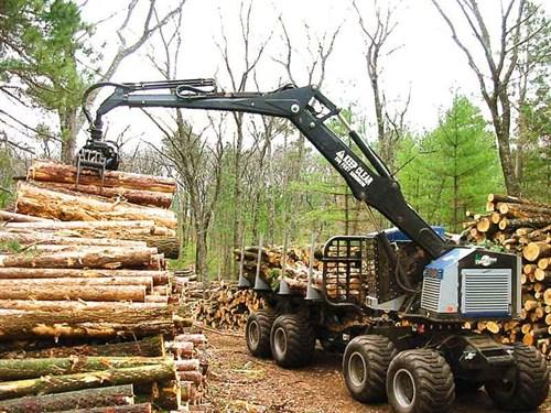 BKT-Forestech -tyres