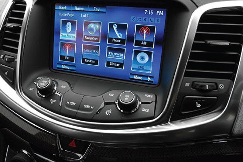 Holden -vf -commodore -console