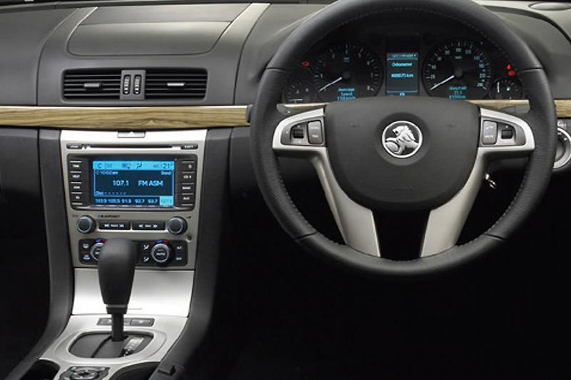 Holden -commodore -ve -interior