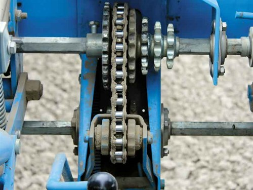 Drive -cogs