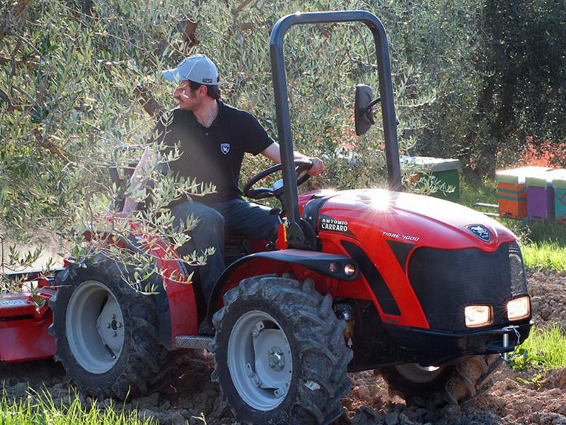 Antonio Carraro Tigre 4000 tractor