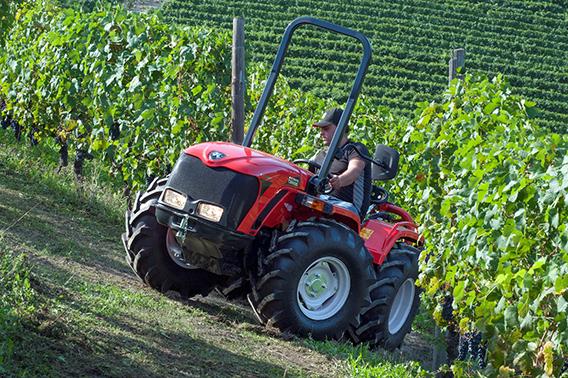 Antonio Carraro TN Major tractor