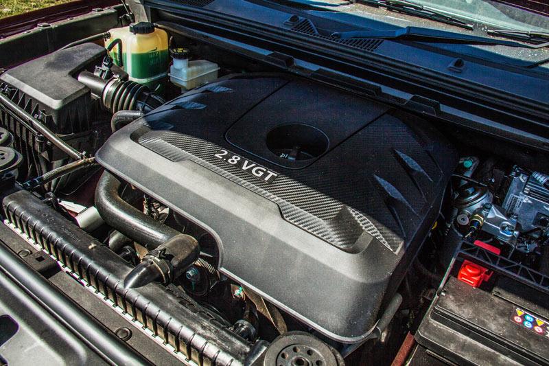 LDV-T60-ute