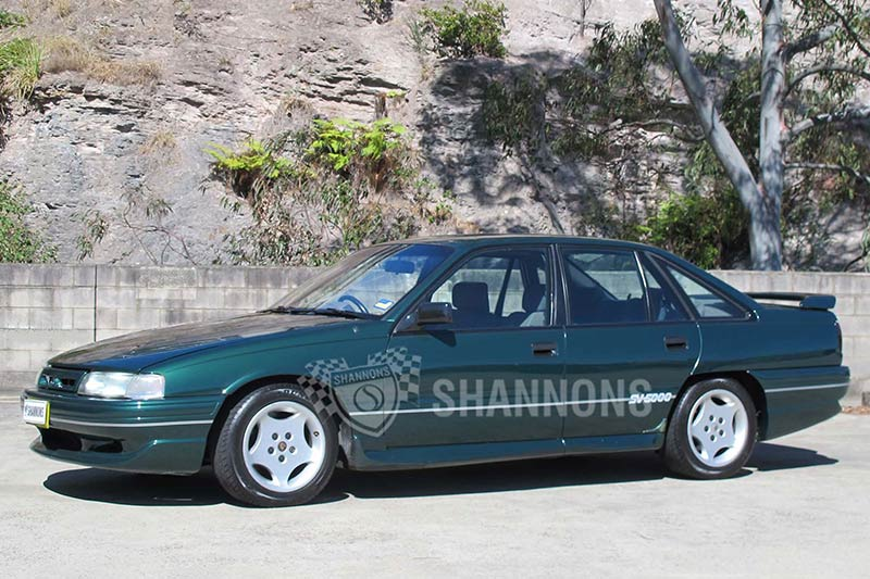 Holden -vn -commodore