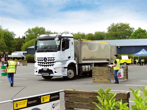 Trucking -industry