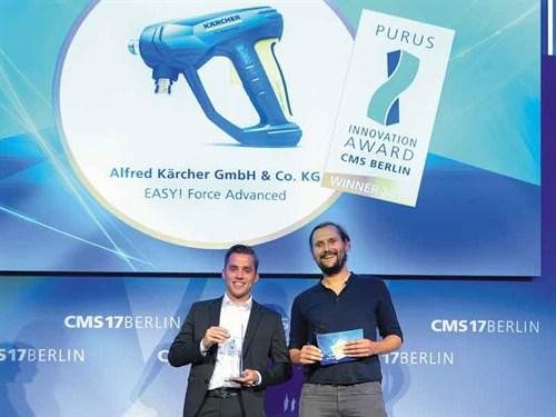 Karcher _Easy Forcetech _Equipment -Award -(1)