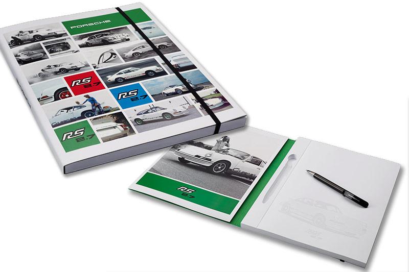 Porsche -book