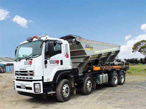 Canterbury -Slinger -Trucks-
