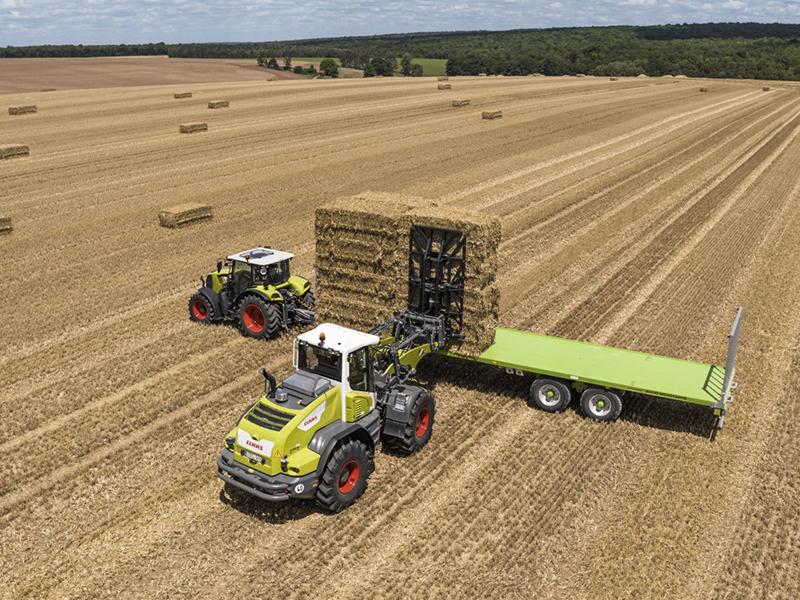 Claas Torion 1511 wheel loader