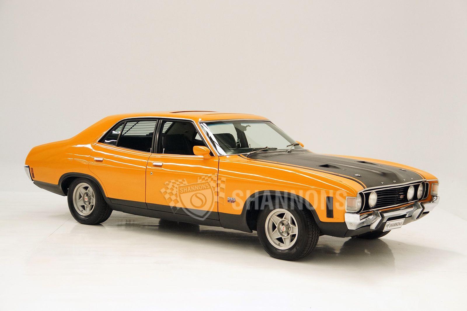 1973 Ford Falcon XA GT
