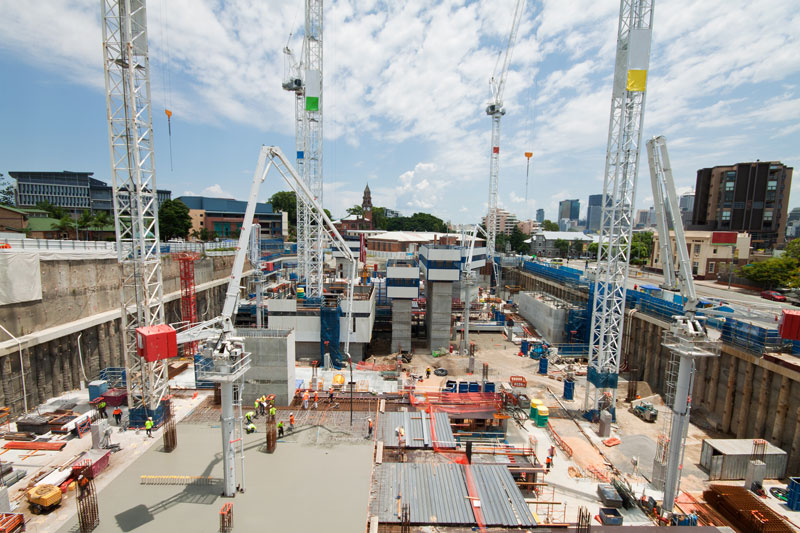 Australian -construction -site