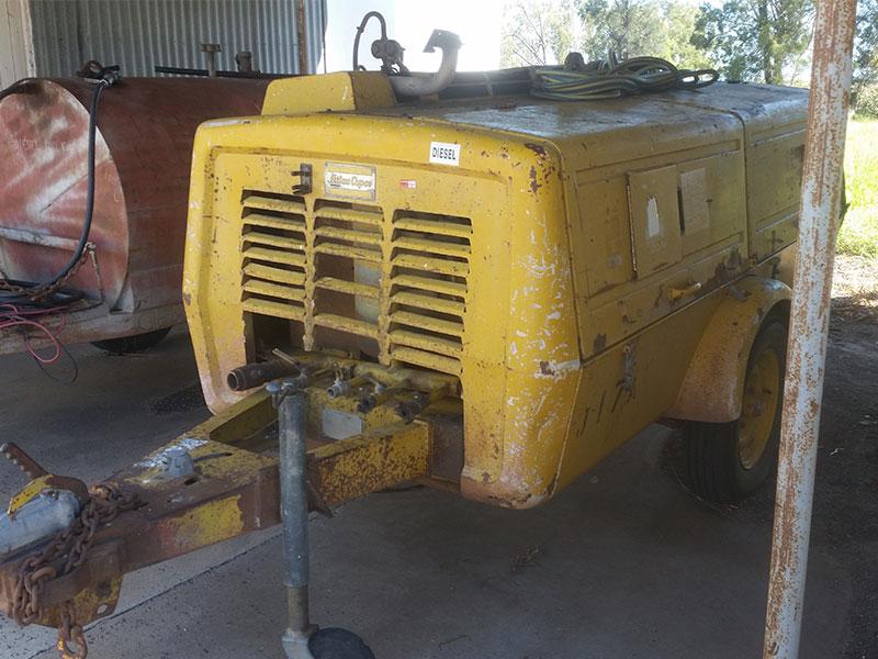 the 80's compressor