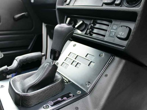 5-speed -automatic -gearbox