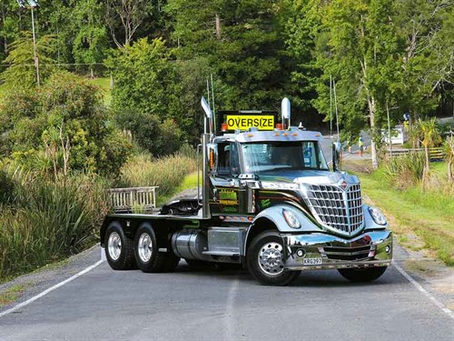 Luke -Joyce -from -Craig -Walker -Building -Removals -walked -away -with -Truck -of -the -Show -and -Best -Tractor -Unit-