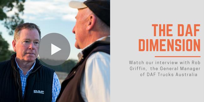 DAF Dimension interview