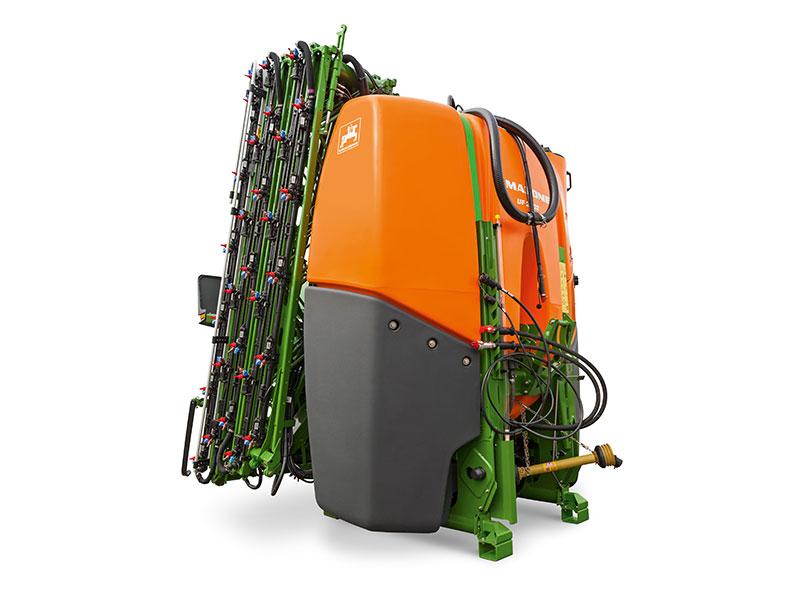 The Amazone UF2002 mounted sprayer